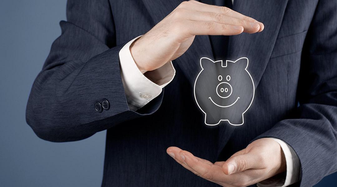 Geld sparen - Geldanlage - Finanzberatung